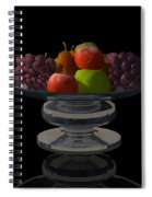 Bowl Of Fruit... Spiral Notebook