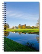 Bowling Green House 2 Spiral Notebook