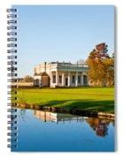 Bowling Green House  Spiral Notebook