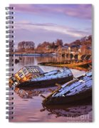 Bowling Harbour 03 Spiral Notebook
