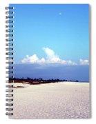 Bowman's Beach Spiral Notebook