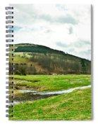 Bowmont Valley Spiral Notebook