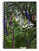 Bows Spiral Notebook