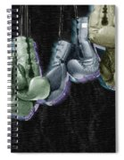 Boxing Gloves Spiral Notebook