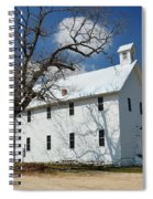 Boxley Schoolhouse Spiral Notebook