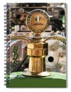 Boyce Motometer Spiral Notebook