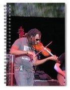 Boyd Rockin Spiral Notebook