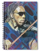 Boyd Tinsley-op Art Series Spiral Notebook