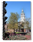 Boyle County Courthouse 3 Spiral Notebook