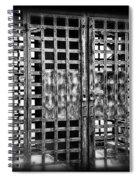 Boyne Falls Jail Spiral Notebook