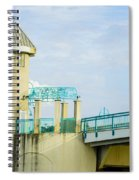 Boyton Beach Bridge Spiral Notebook