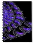 Brachiopod Colony Spiral Notebook