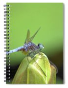 Bracing For The Wind Spiral Notebook