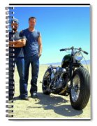 Actor - Brad Pitt With Shinya Kimura Spiral Notebook