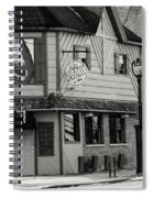 Brady Pub Spiral Notebook
