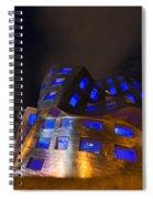 Brainy Spiral Notebook