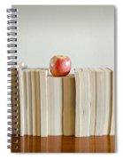 Brain Food Spiral Notebook