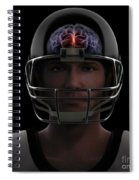 Brain Injury Spiral Notebook