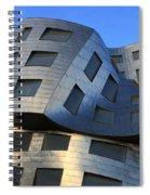 Brain Institute Building Las Vegas Spiral Notebook
