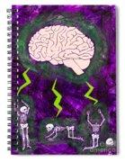 Brain Storm Spiral Notebook