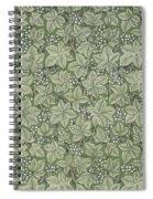 Bramble Design 1879 Spiral Notebook