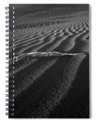 Branch Out In The Desert Spiral Notebook