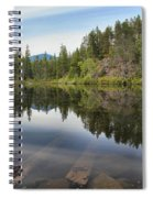 Brandywine Swim Lake Spiral Notebook