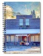 Brauer Real Estate Linwood Kansas Spiral Notebook