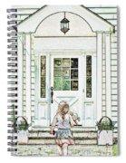 Brave Determination Spiral Notebook
