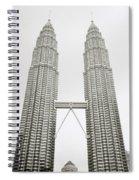 Brave New World Spiral Notebook