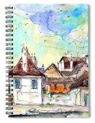 Bray Sur Seine 02 Spiral Notebook