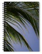 Break From The Sun Spiral Notebook