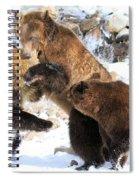 Break It Up Spiral Notebook