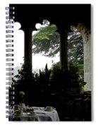 Breakfast At Daybreak Spiral Notebook