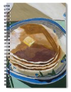 Breakfast Is Served Spiral Notebook