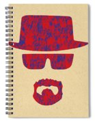 Breaking Bad - 4 Spiral Notebook
