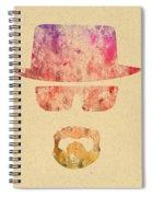 Breaking Bad - 6 Spiral Notebook