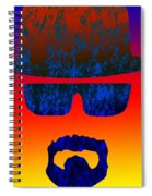 Breaking Bad - 9 Spiral Notebook