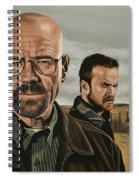 Breaking Bad Spiral Notebook