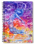 Unstoppable  Breaking Free II Spiral Notebook