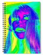 Breaking Through Spiral Notebook