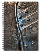 Breast Plate From The French Monarchy Spiral Notebook