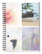 Breathe . Feel The Wind . . . Spiral Notebook