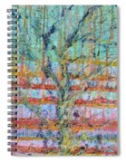 Breathe - Tree Of Life 4 Spiral Notebook