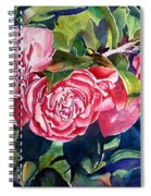 Breathtaking Blossoms Spiral Notebook