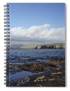 Breathtaking Egas Port Spiral Notebook