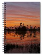 Breathtaking Florida Spiral Notebook