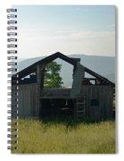 Breezeway View Spiral Notebook