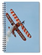 Breitling Wingwalkers Team Spiral Notebook