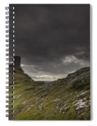 Brentor Church Dartmoor Devon Uk Spiral Notebook